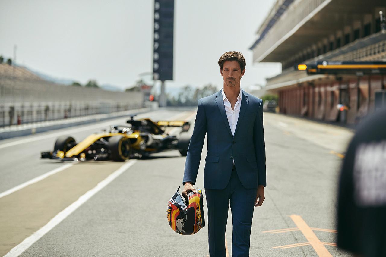 Daniel Hechter apuesta por la tecnología 'wearable' en sus trajes