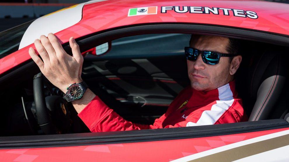 Hublot y Ferrari presentan el Big Bang Unico Squadra Corse
