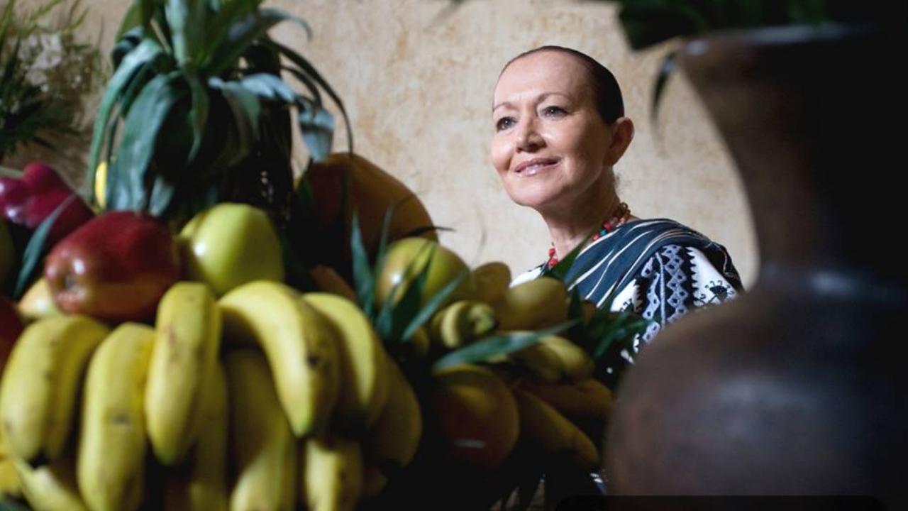 Fallece Patricia Quintana, la reconocida chef mexicana