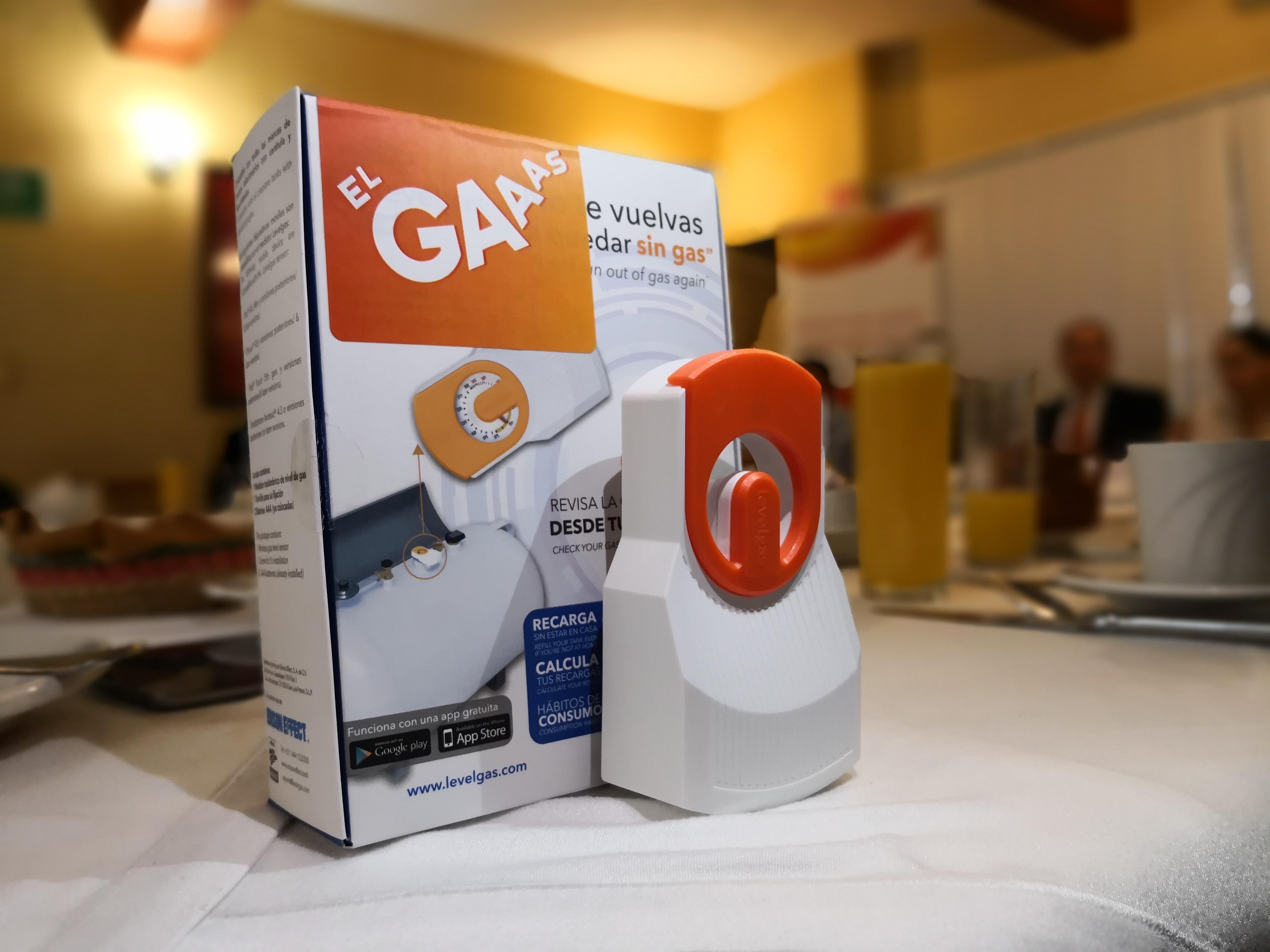 Este app te avisa cuando se te acaba 'El Gaaas' y dónde puedes comprar más