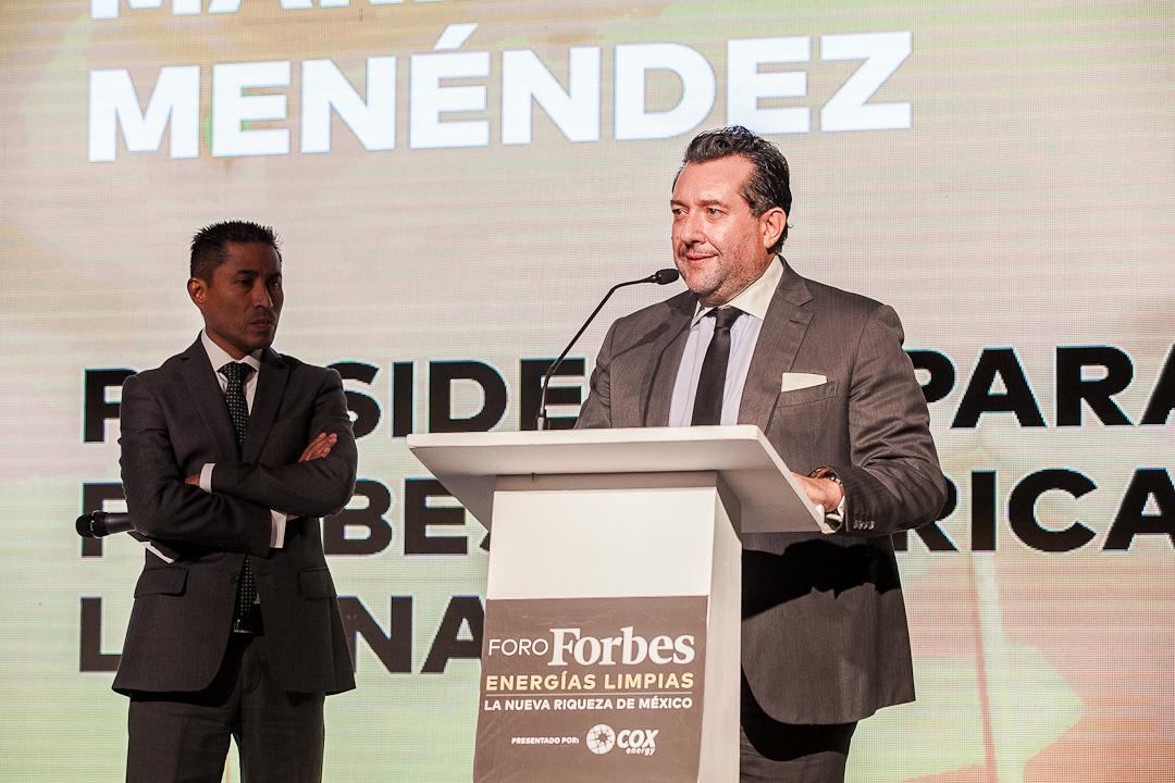 Arranca el Foro Forbes de Energías Limpias: la nueva riqueza de México