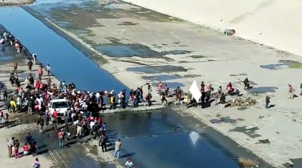 Estados Unidos regresa más migrantes a México, incluso a cubanos