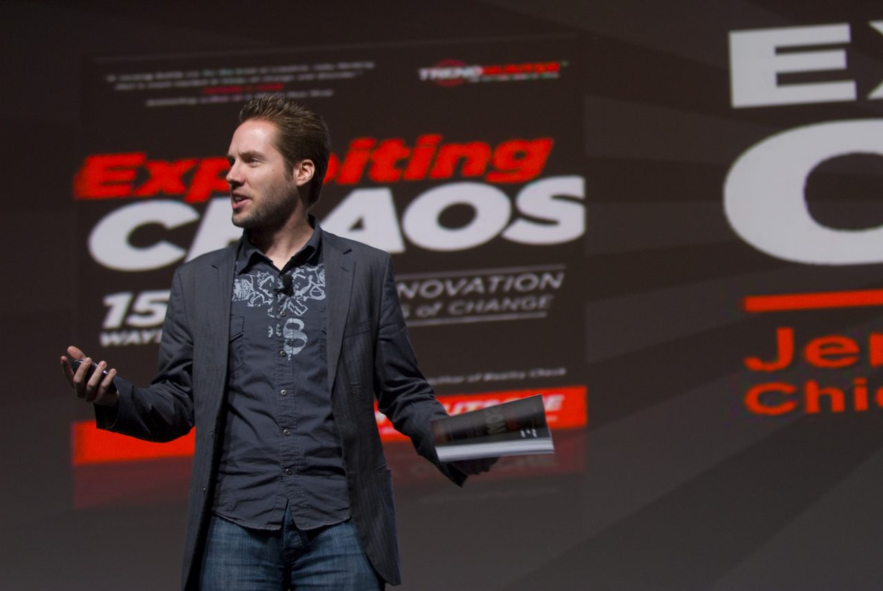 No hay innovación sin romper las reglas: Jeremy Gutsche