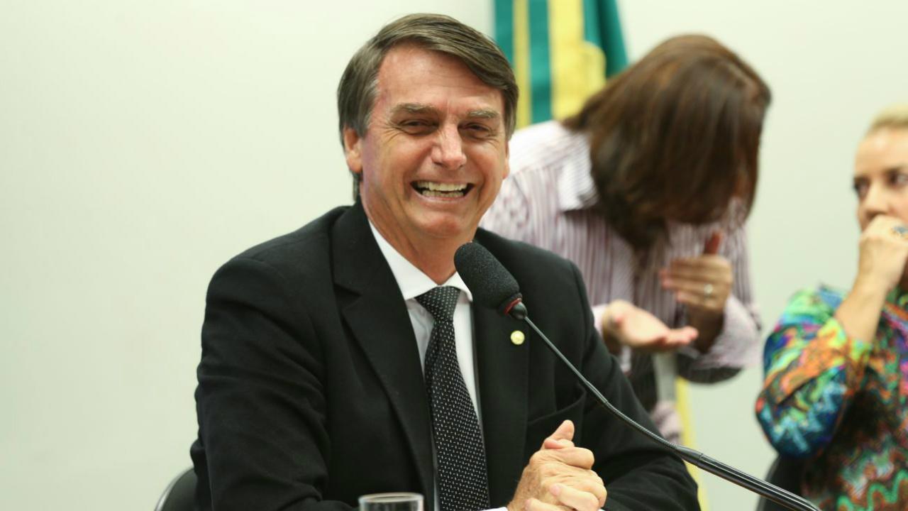 Jair Bolsonaro y el NAIM ¿qué tienen en común?