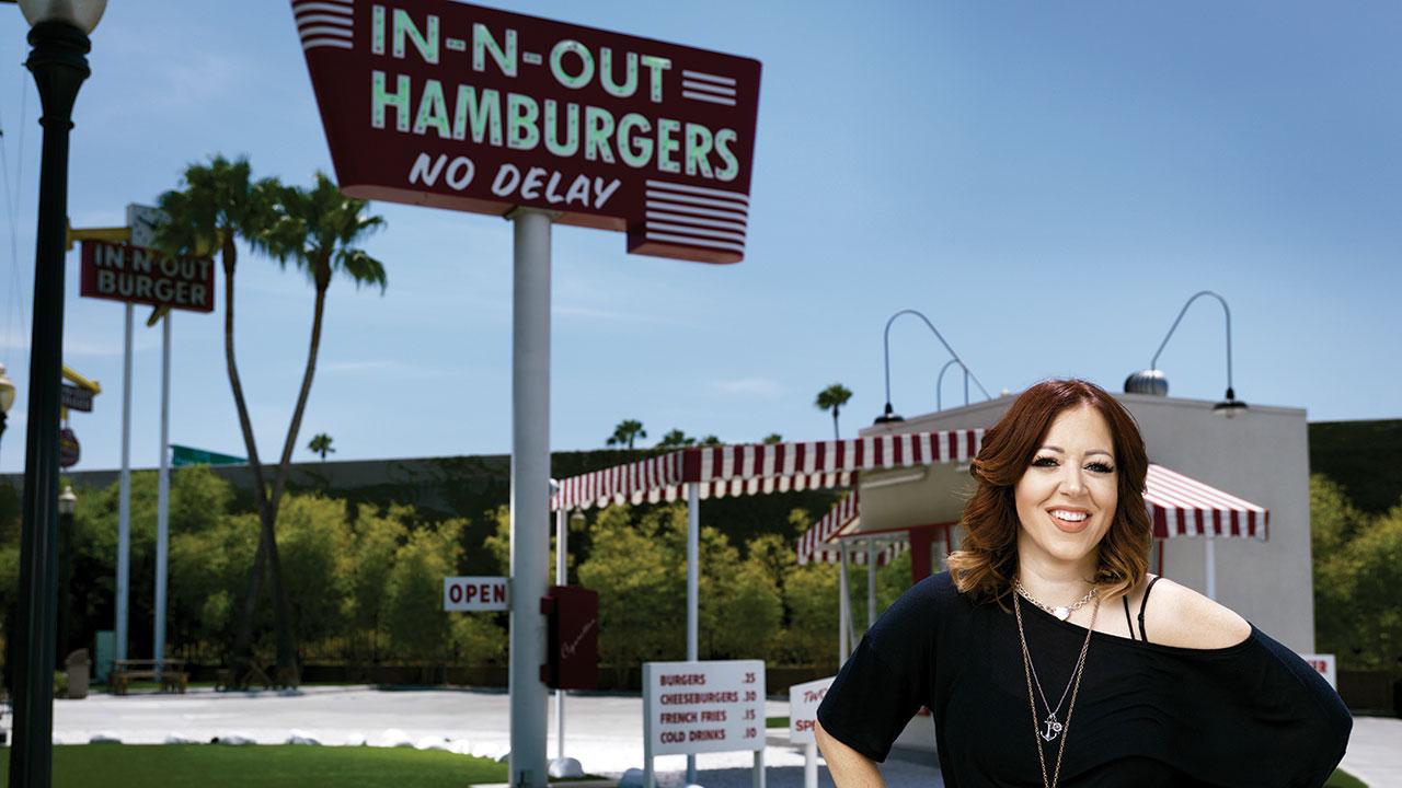 Las hamburguesas de In-N-Out son más que un negocio para su presidenta