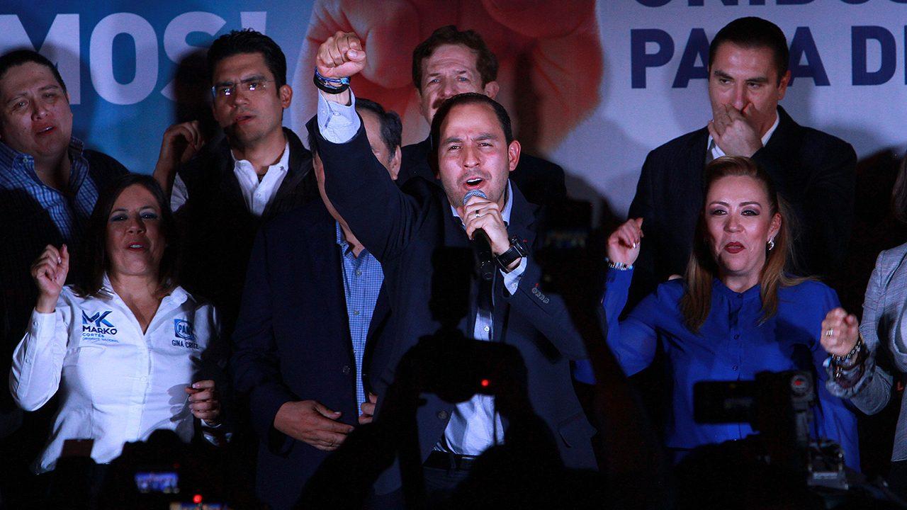 """Líder del PAN considera """"pésimo"""" desempeño económico con AMLO"""