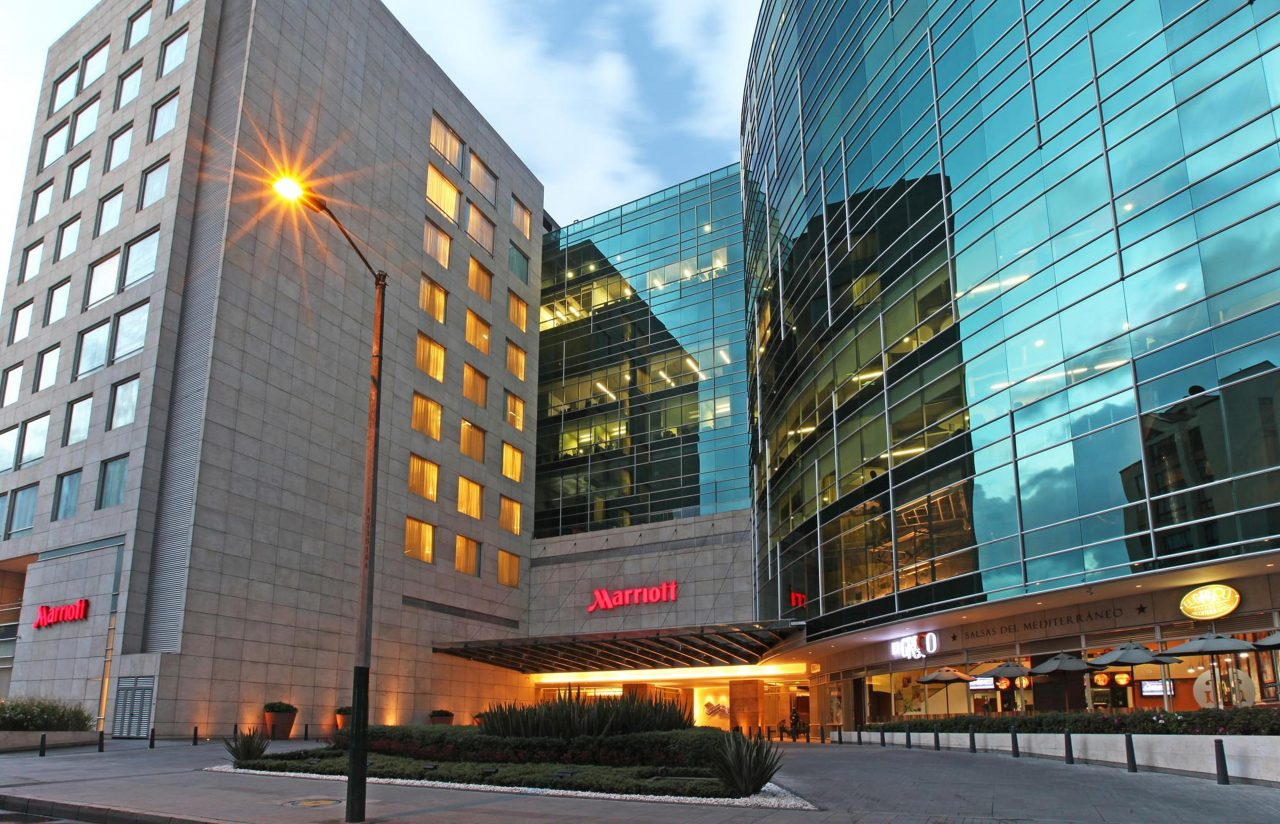Hackean información de 500 millones de clientes de los hoteles Marriott