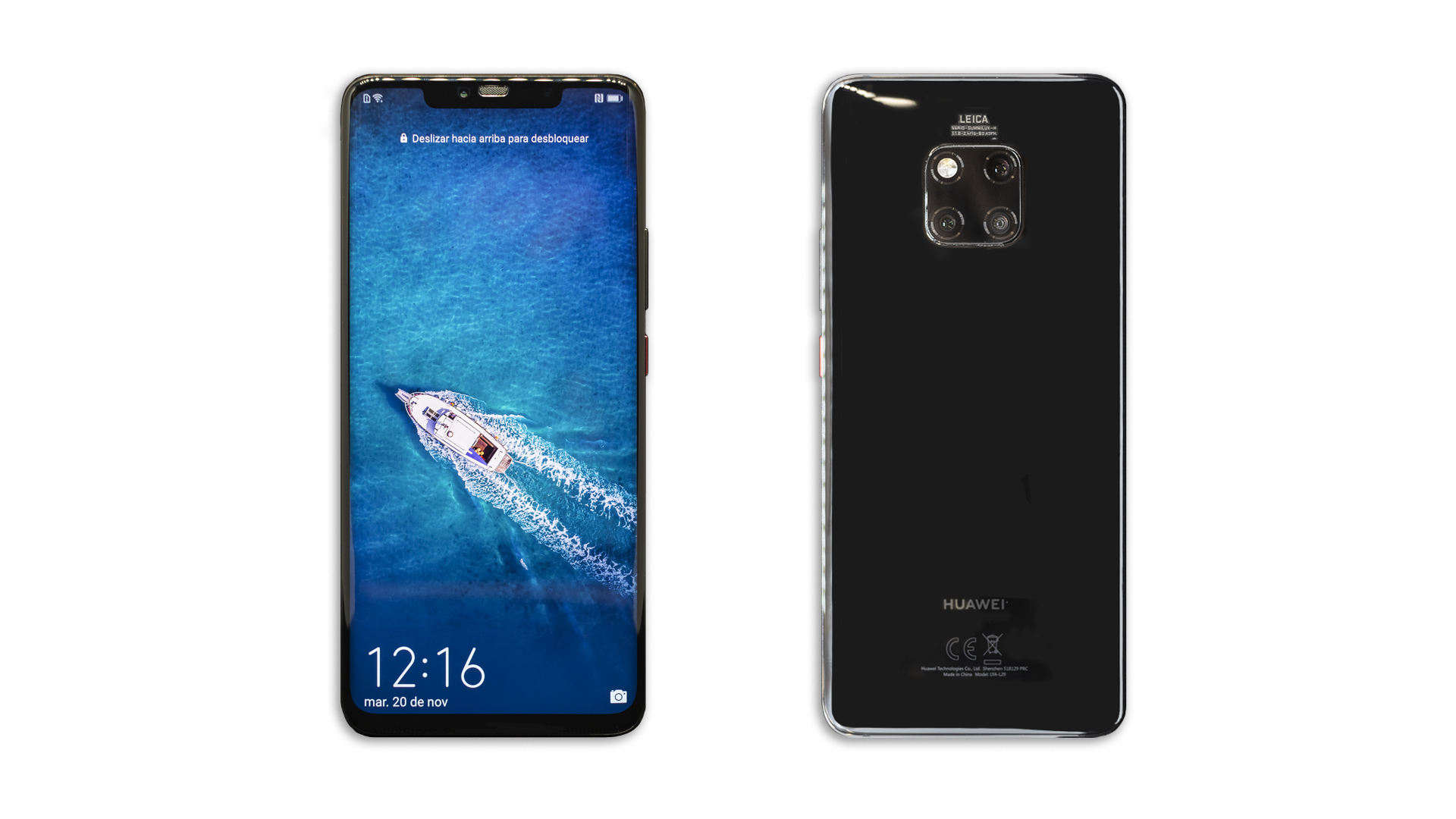 Reseña | Huawei Mate 20 Pro, ¿la perfección china llegó a su máximo?