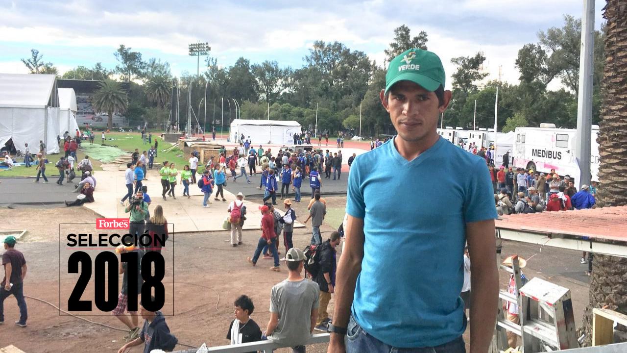Selección 2018 | Trabajar de lo que sea: el 'sueño americano' de la Caravana Migrante