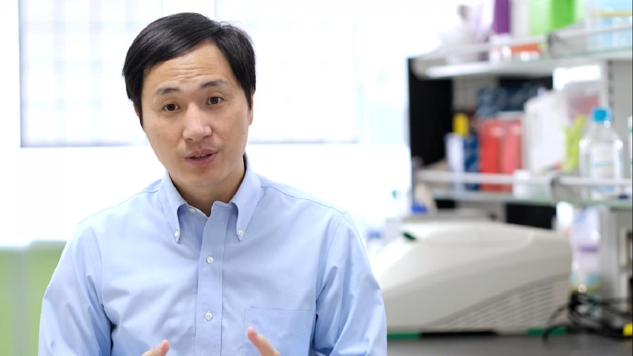 Crean en China a los primeros bebés modificados genéticamente