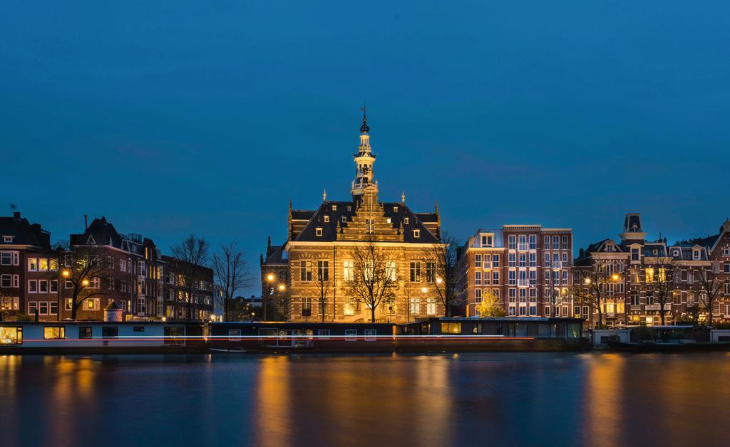 Conoce el monumento nacional de Ámsterdam que hoy es un hotel de lujo