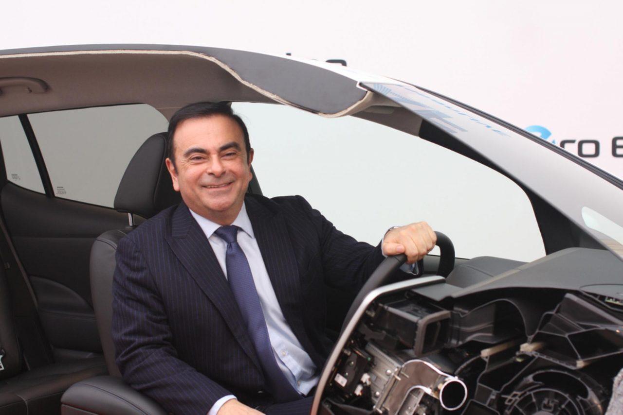 Nissan y Mitsubishi dicen que Ghosn recibió pago indebido de 9 mdd