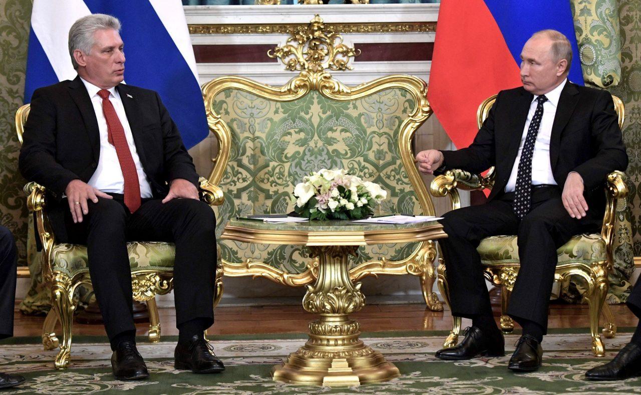 Rusia y Cuba instan a EU a repensar salida de pacto de armas nucleares