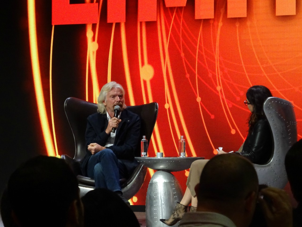 Siete consejos de Richard Branson para los emprendedores