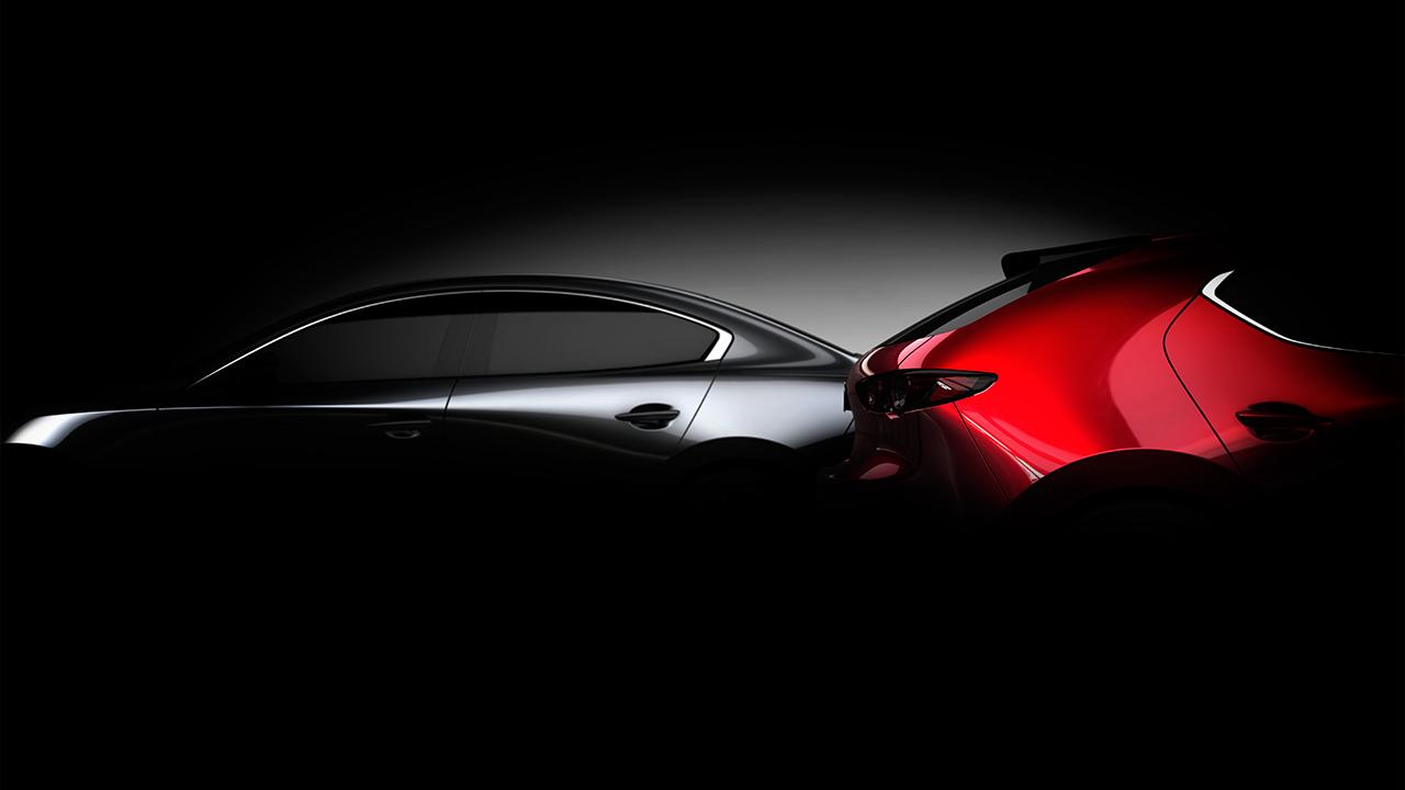 El primer auto de la nueva generación Mazda será presentado en el Auto Show de Los Ángeles