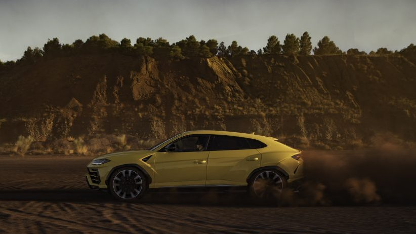 Urus, la SUV de Lamborghini quequiere conquistar México