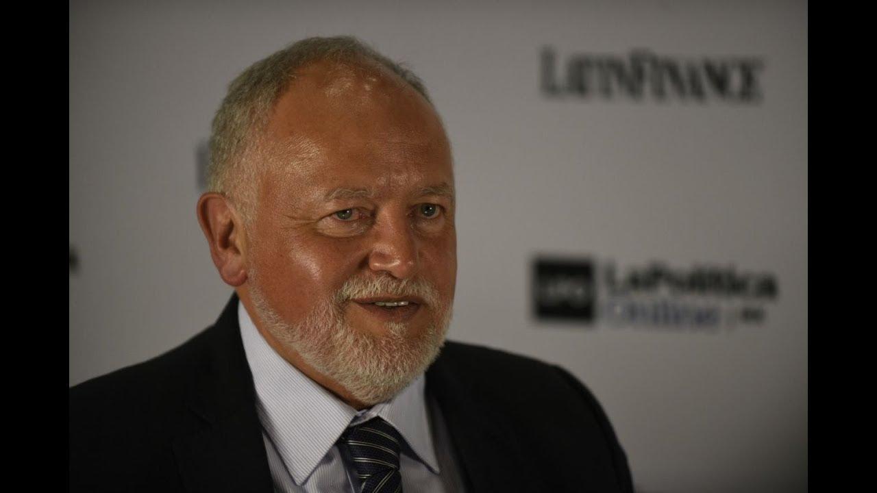 Asesor de AMLO busca tranquilizar a inversionistas en Nueva York