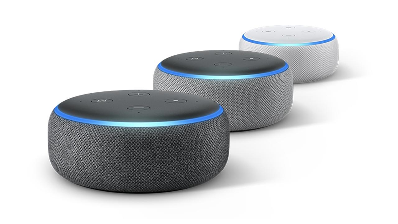 Amazon se acuerda de México y trae sus Echo y Prime Music