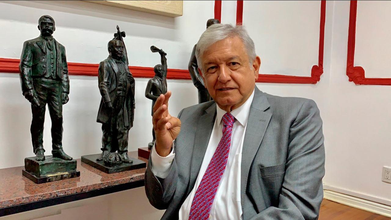 AMLO encabezará aniversario de la Revolución Mexicana