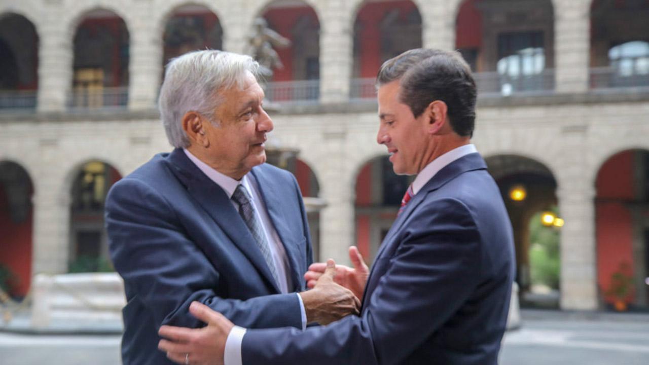 AMLO acordó amnistía con Peña Nieto, afirma exlíder del PRD
