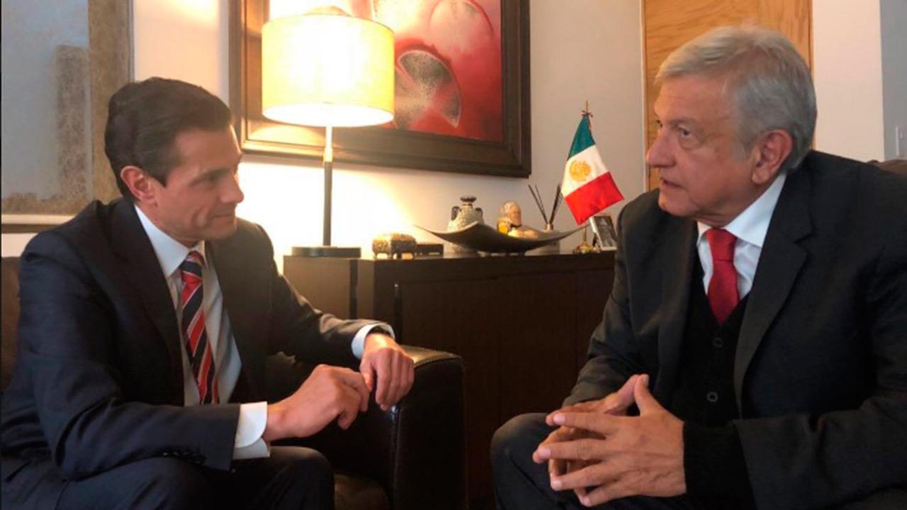 El fin de la transición Peña Nieto-López Obrador