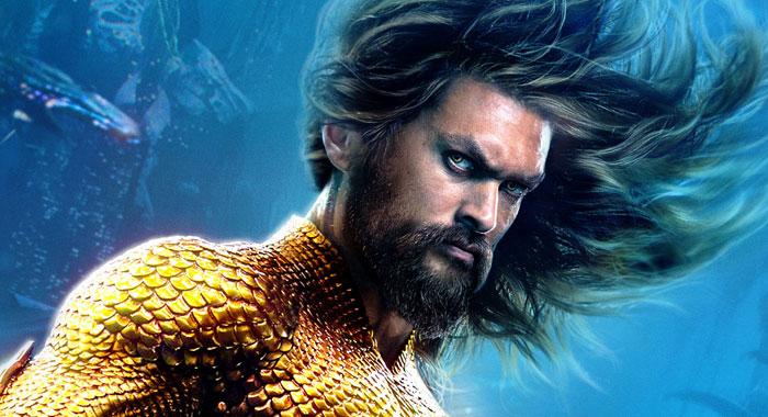 'Aquaman' podría ser la mejor película del Universo DC