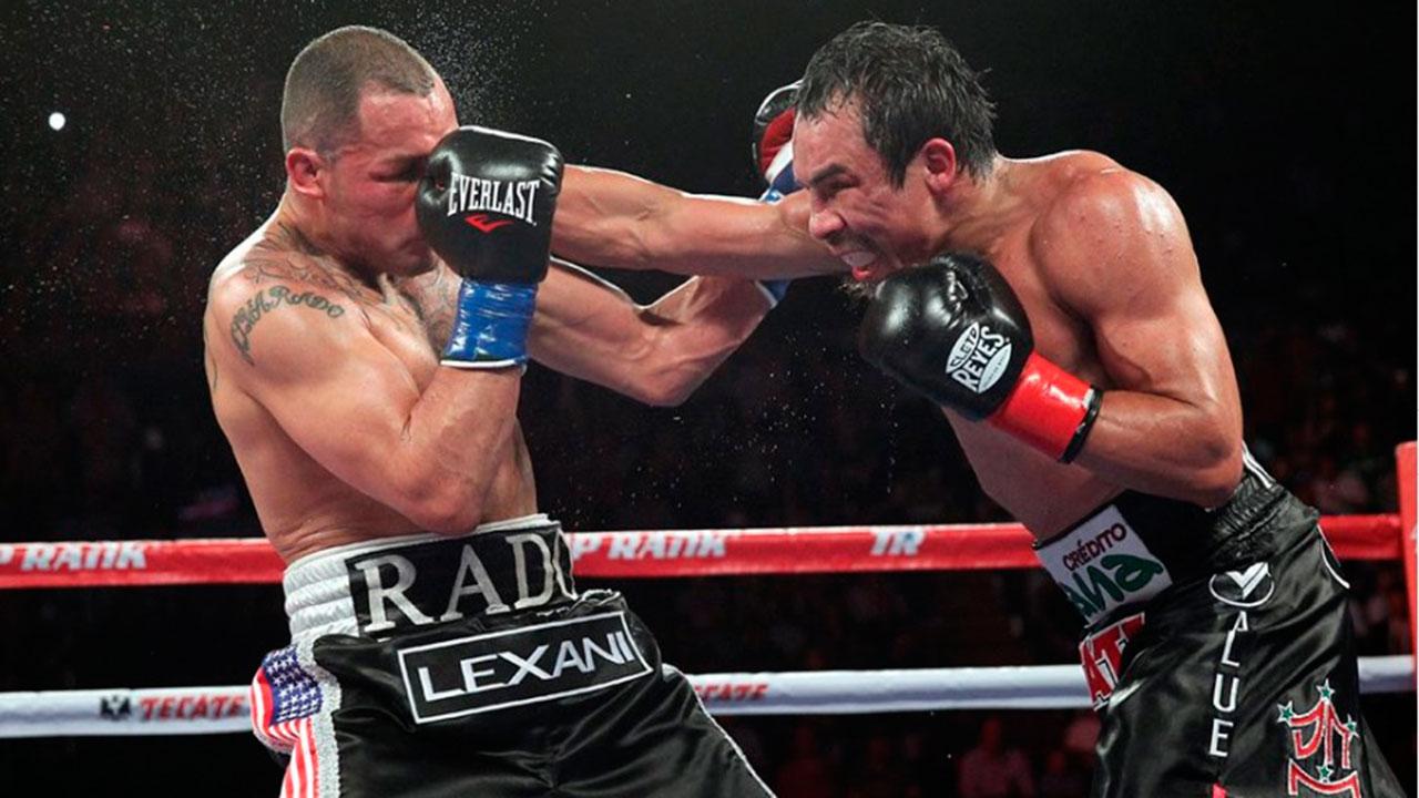 El boxeo regresa al legendario recinto de la Arena México