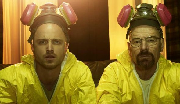 Preparan película de Breaking Bad