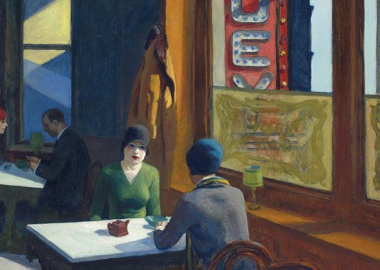 """""""Chop Suey"""" da a Edward Hopper un nuevo récord en subasta"""