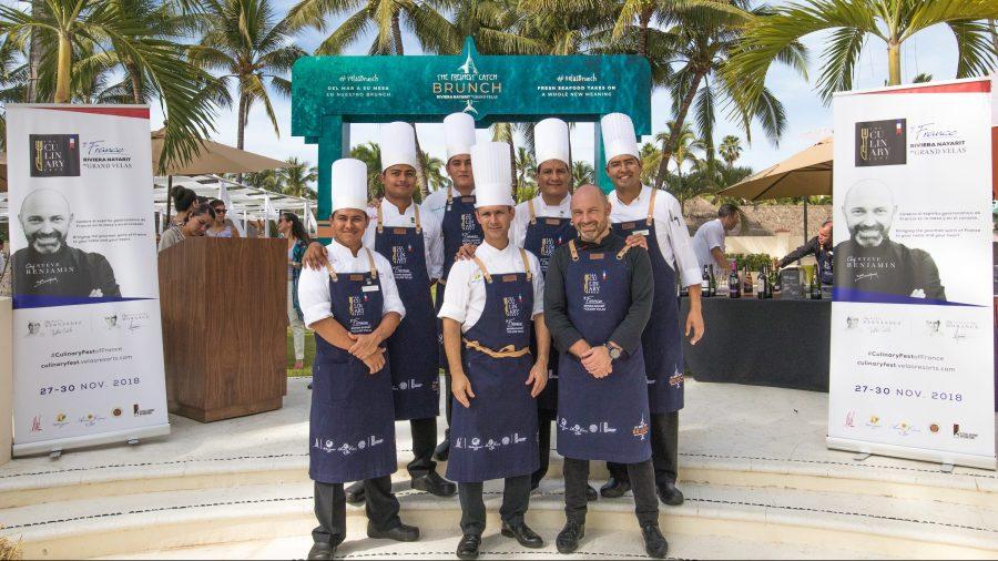 Grand Velas Nayarit rinde homenaje a los 'frutos del mar'