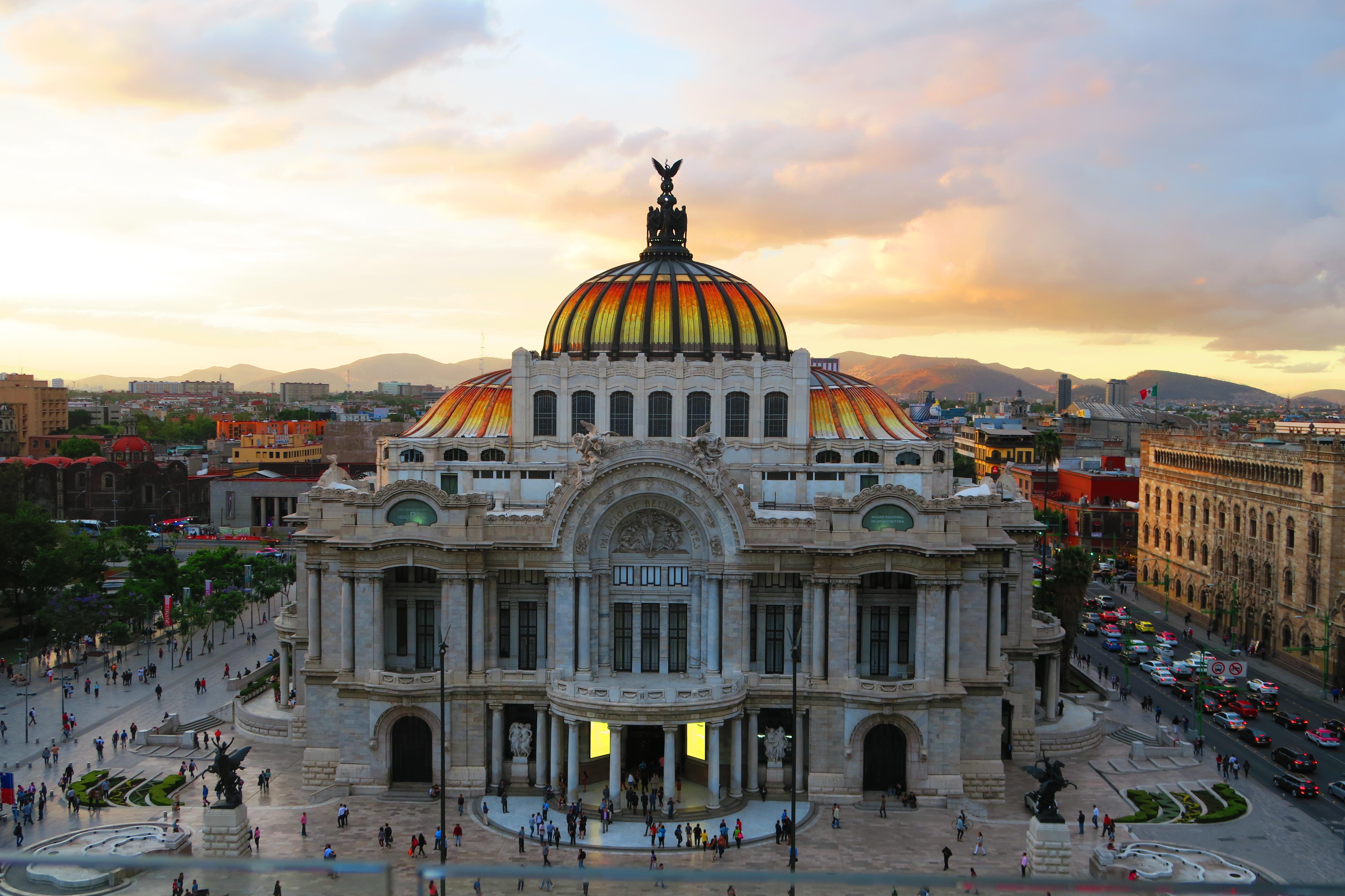 CDMX figura entre las 10 ciudades a visitar en 2019 de Lonely Planet
