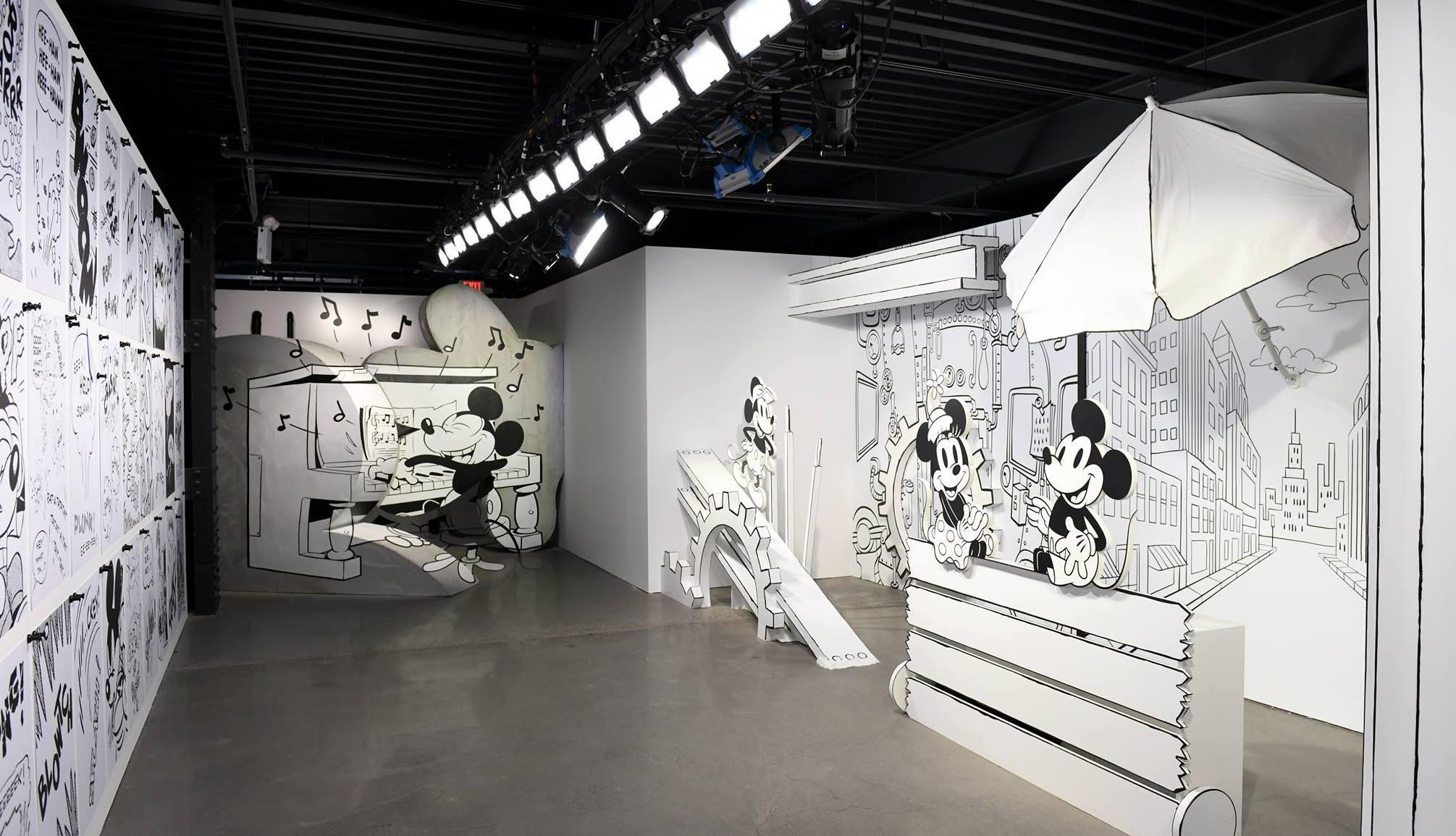 Nueva York celebra a Mickey Mouse con una muestra artística
