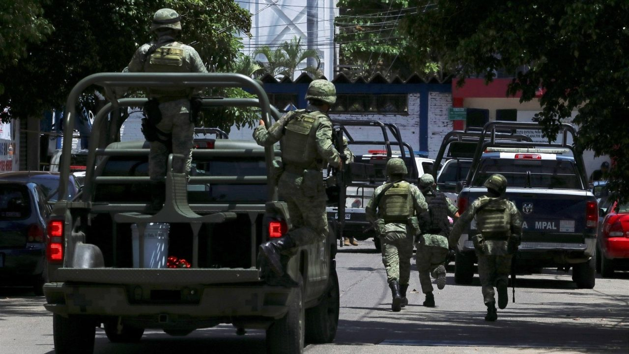 Reynosa: las líneas de la barbarie