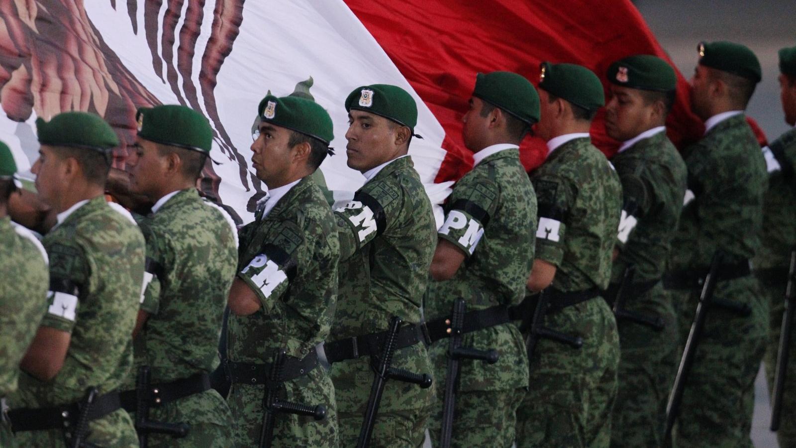 Senado aprueba en comisiones dictamen de la Guardia Nacional