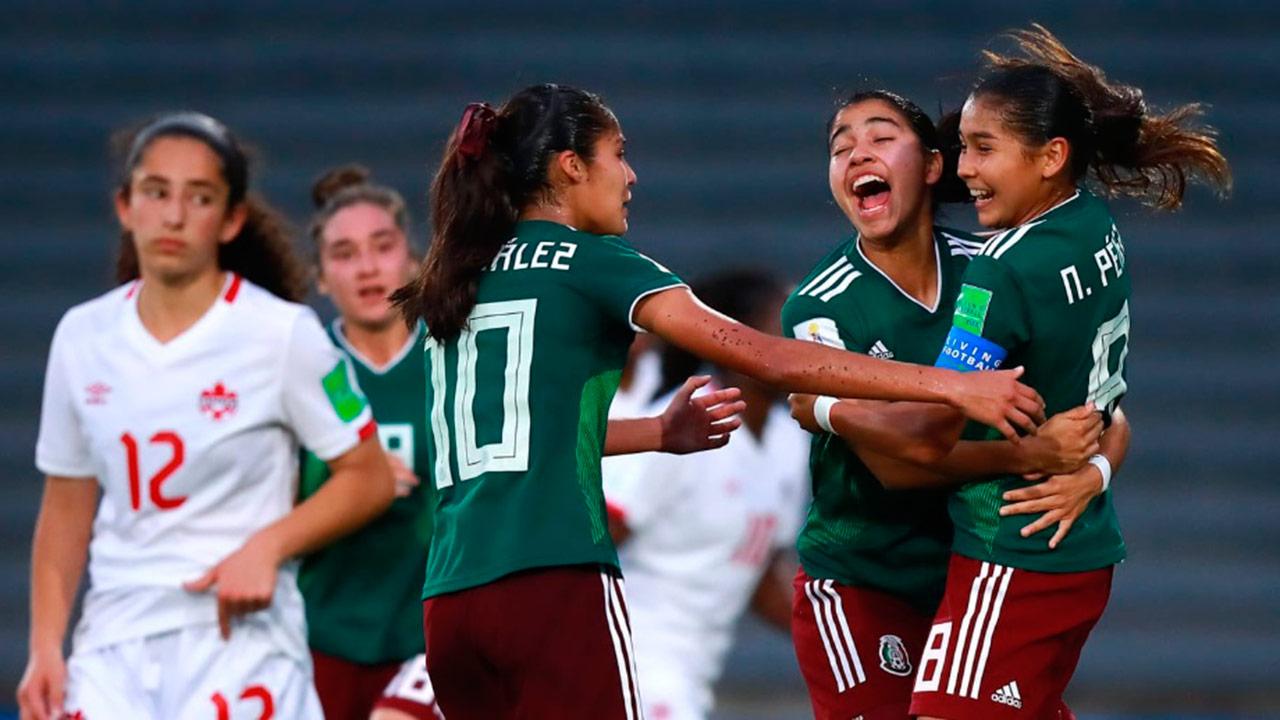 México hace historia y llega a la final en el Mundial Femenil Sub 17