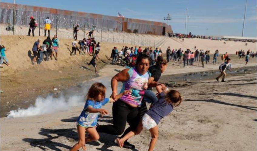 376 migrantes murieron tratando de llegar a EU en 2018