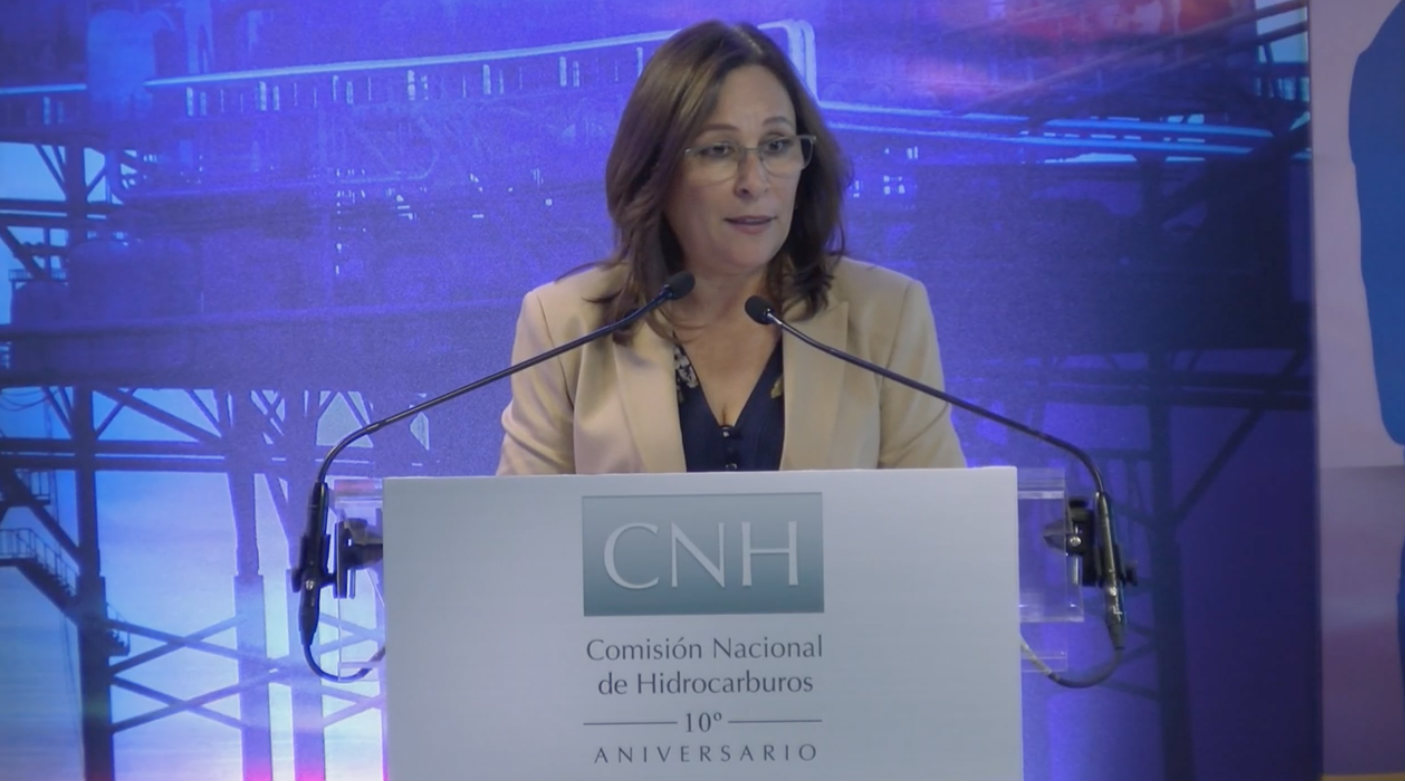 Rocío Nahle promete respetar autonomía de los reguladores energéticos