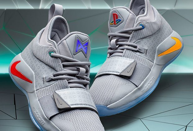 Nike y Playstation celebran tu lado gamer con estos tenis