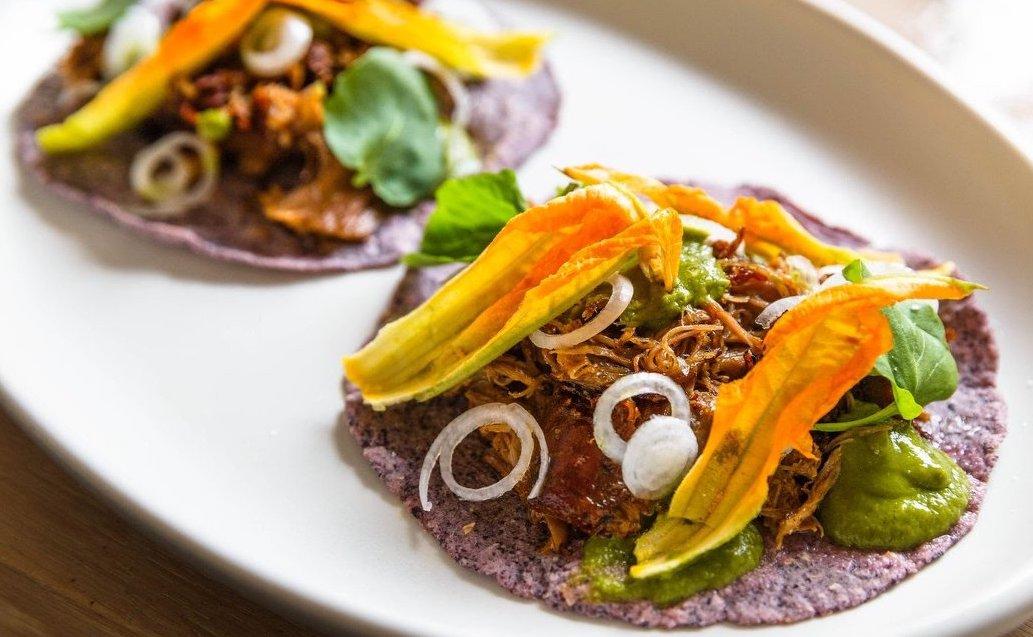 estrella Michellin NY comida mexicana