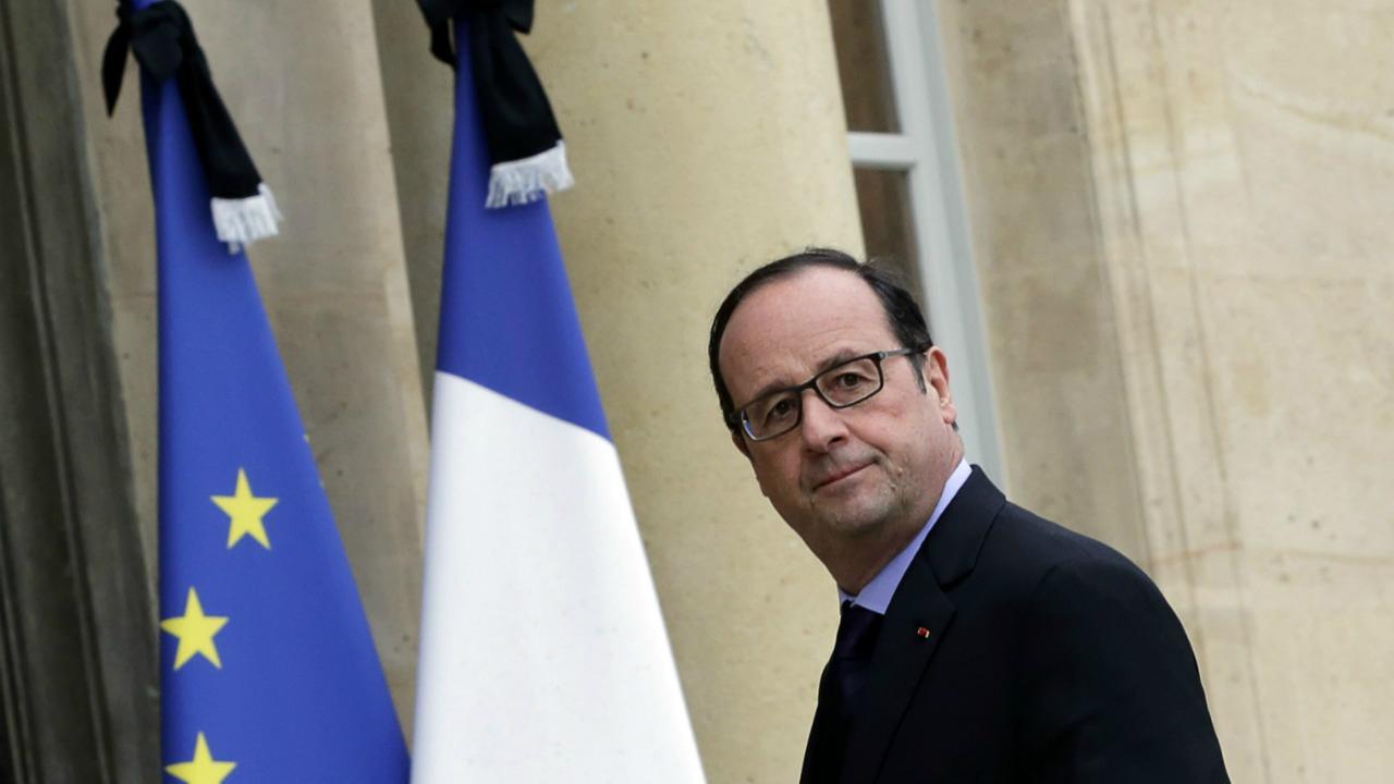 François Hollande y el oficio de ser presidente