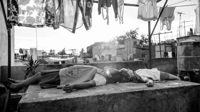 BAFTA Roma Guillermo del Toro