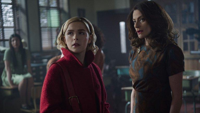 "Netflix anuncia episodio navideño de ""El mundo oculto de Sabrina"""