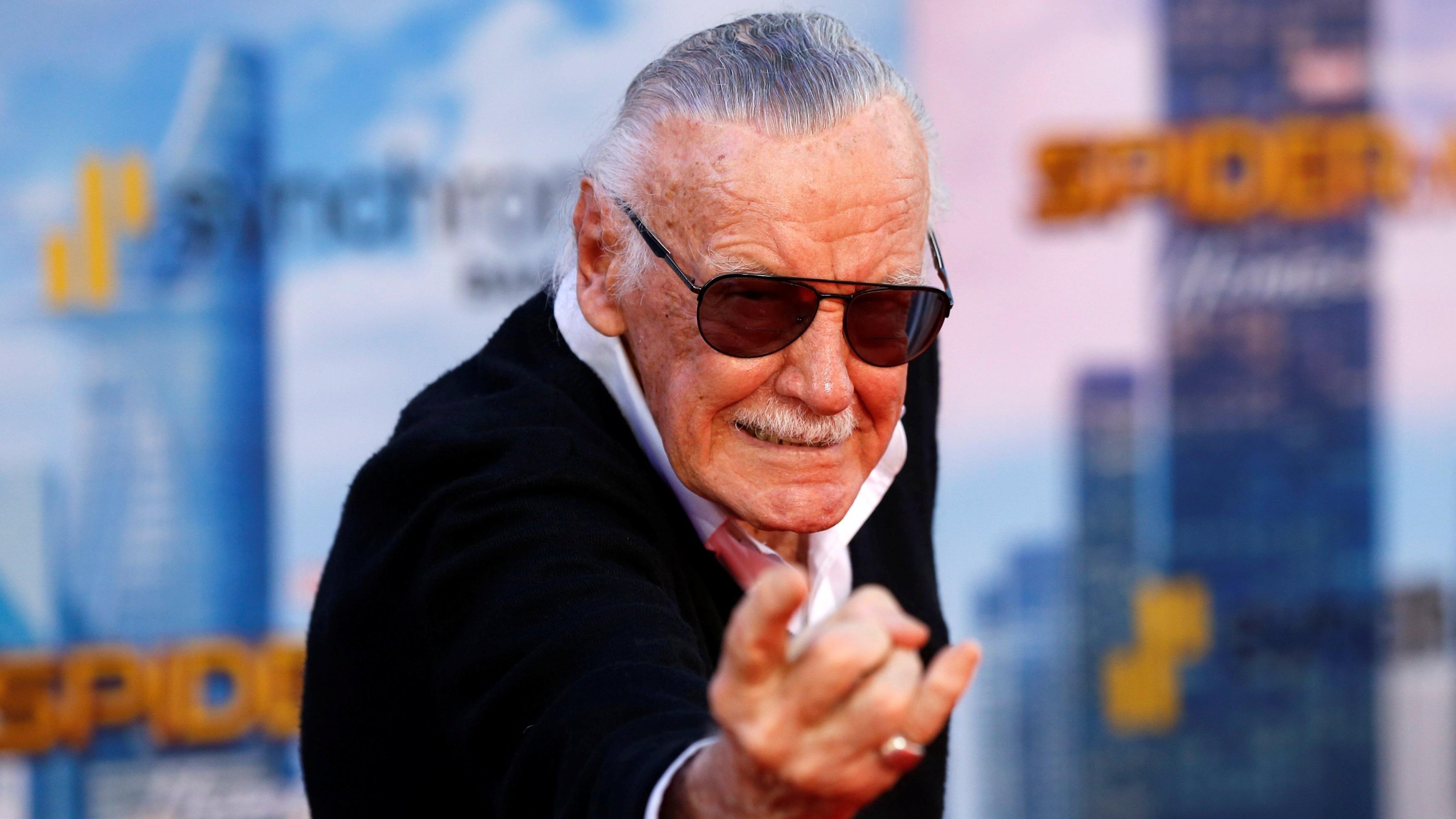 Stan Lee, el padre del Universo Marvel, fallece a los 95 años