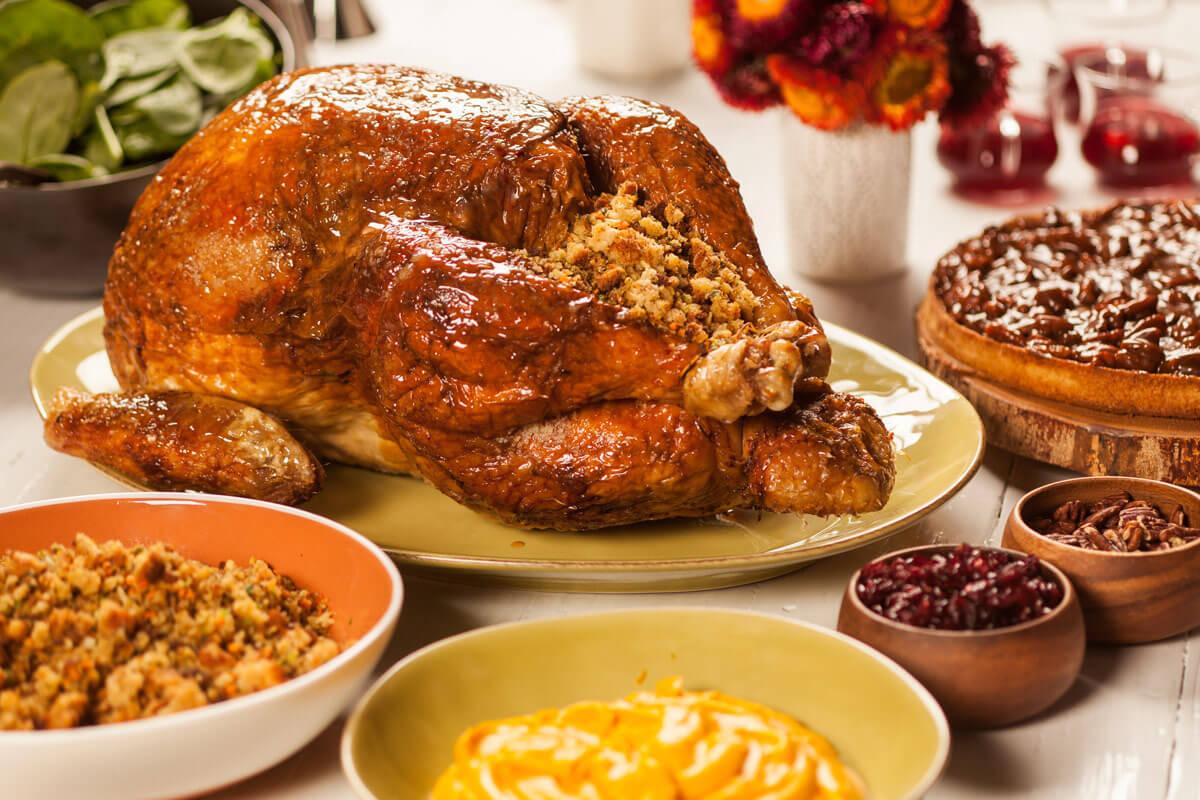 Menús para celebrar el Thanksgiving en la Ciudad de México