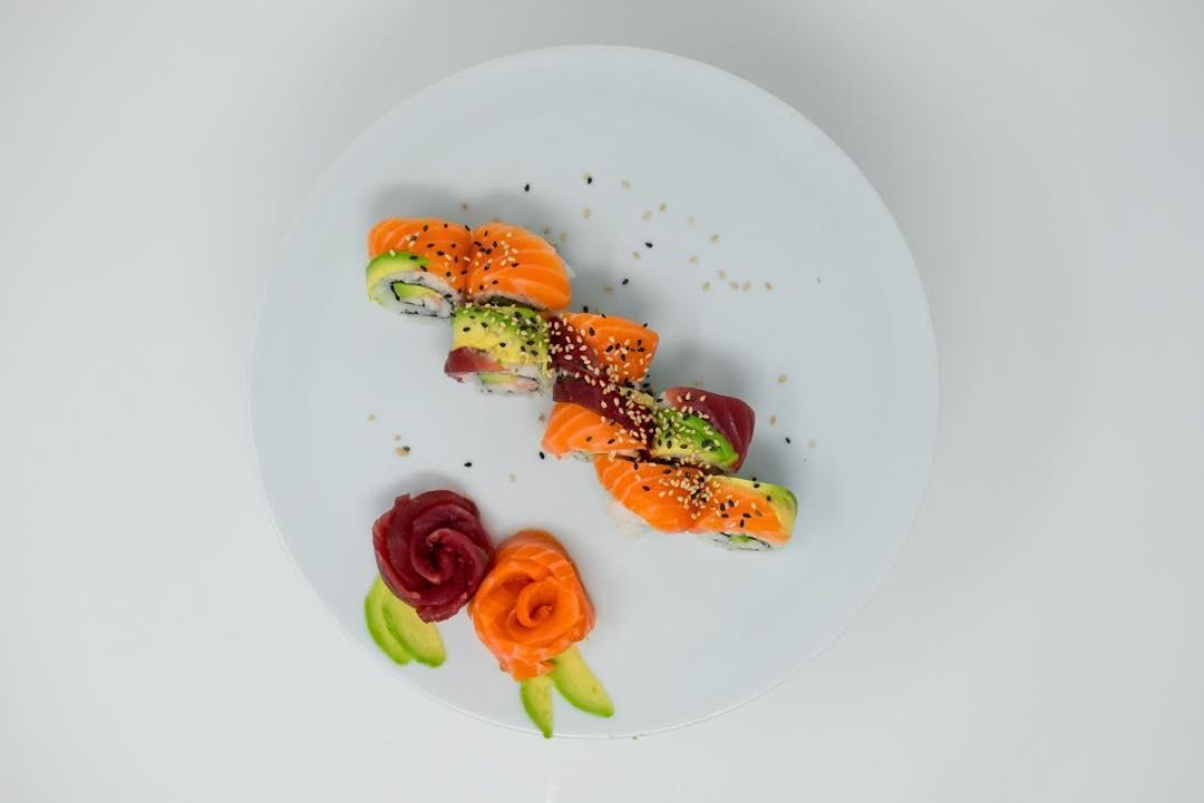 ¿Antojo de sushi? Aquí podrás comer gratis a cambio de likes en Instagram