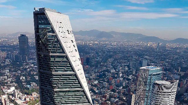 Reconocen a Torre Reforma como el rascacielos más innovador del mundo