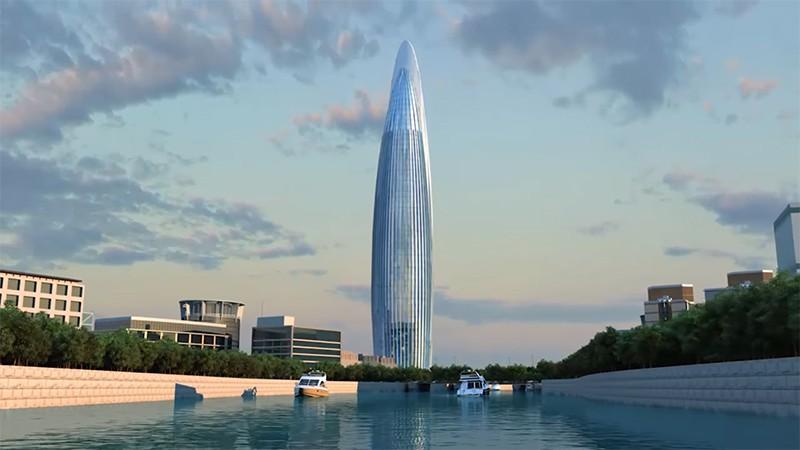 Marruecos tendrá la torre de lujo más alta de África