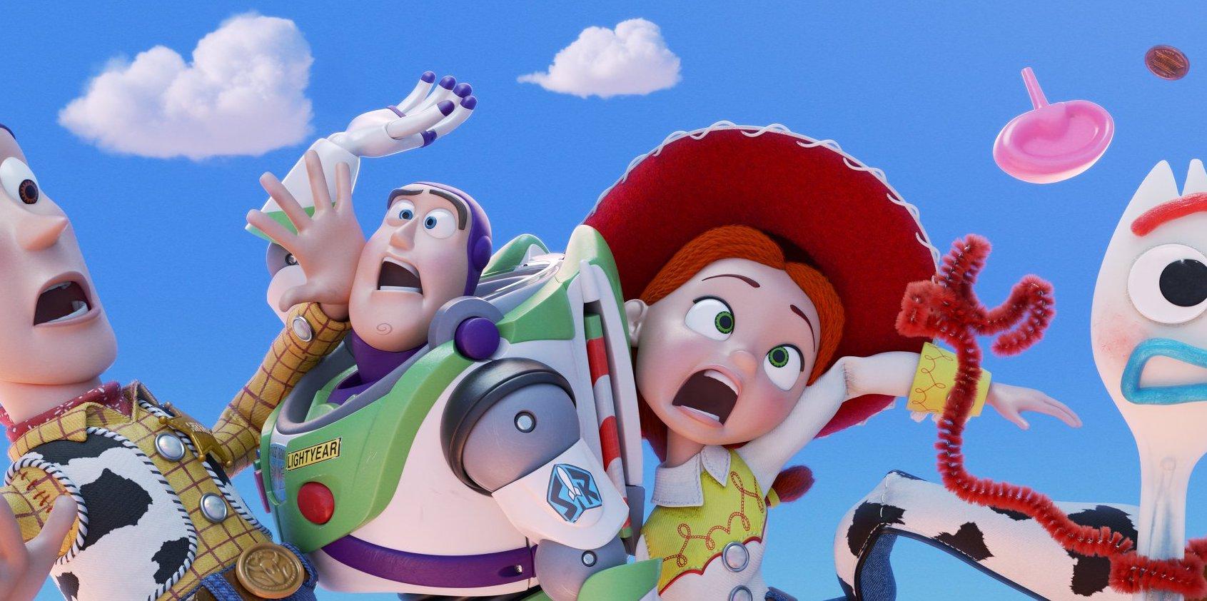 """Toy Story 4 presenta trailer oficial y suma un nuevo """"juguete"""" a la historia"""