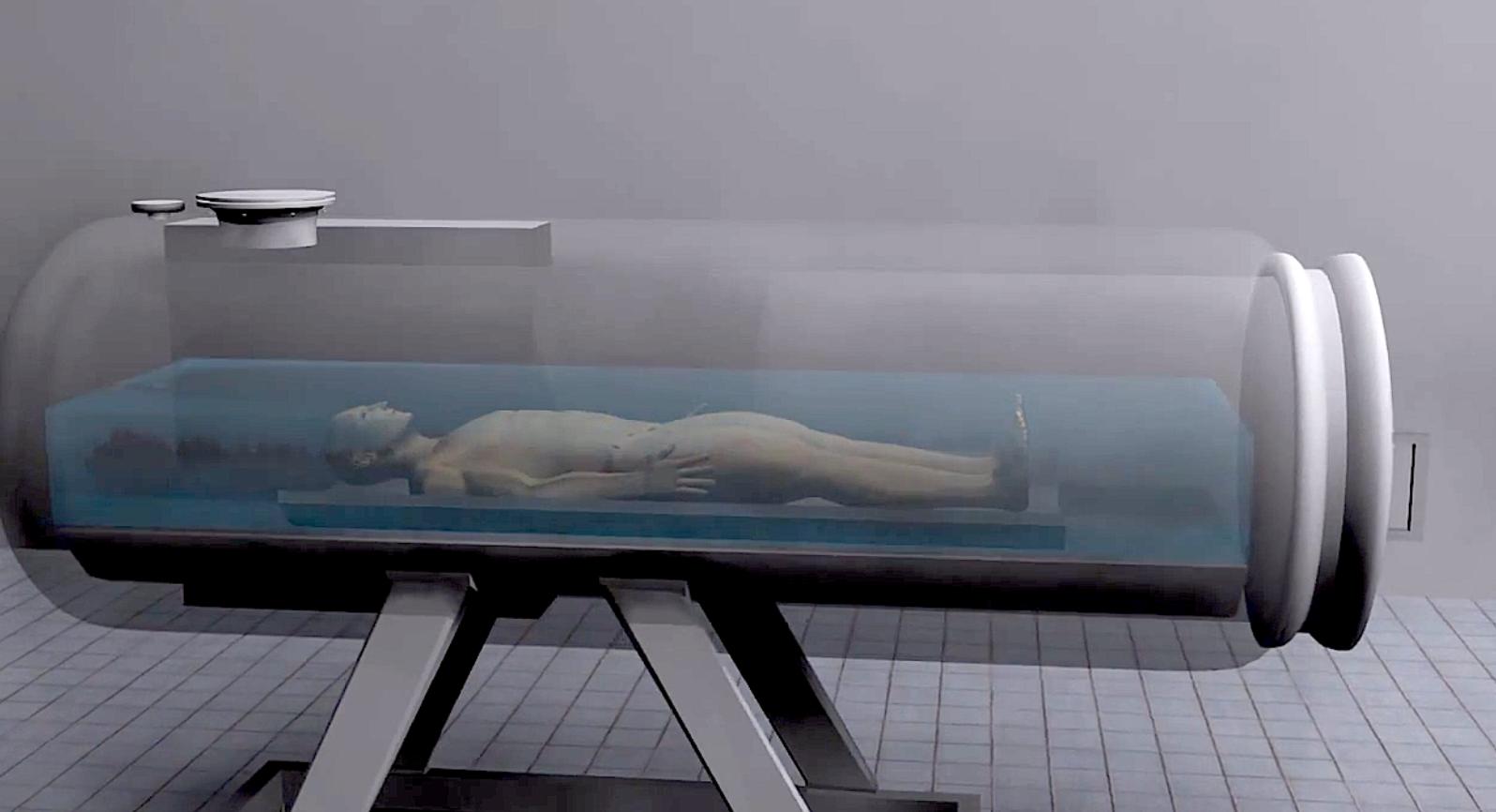 ¿Entierro o cremación? Gayosso presenta la aquamación