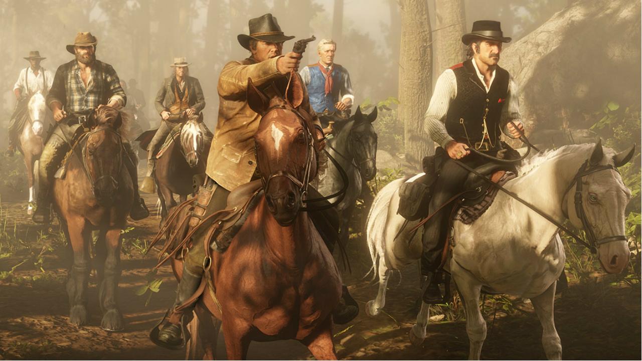 Red Dead Redemption 2, épica del Viejo Oeste